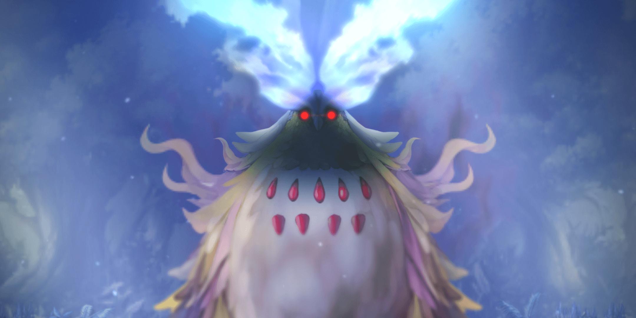 アナデン(アナザーエデン)精霊獣、初登場シーン