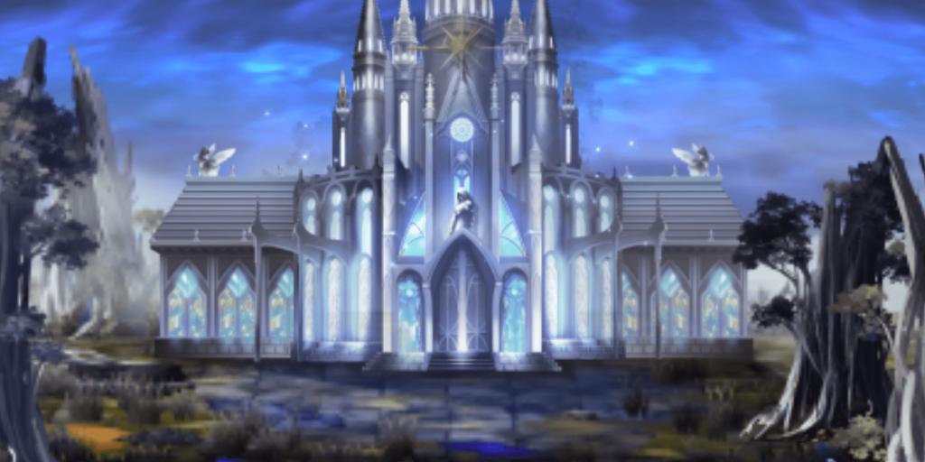 アナデン(アナザーエデン)復活する時の女神の教会