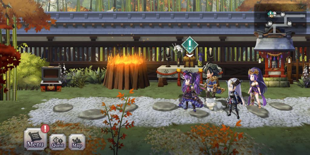 アナデン(アナザーエデン)お焚き上げは現代の猫神神社で